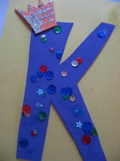 Letter Crafts Letters Activities Alphabet Week Preschool