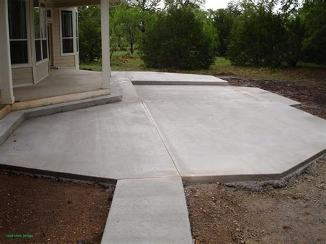 Tile Over Concrete Slab Patio