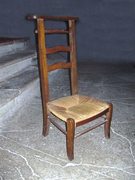 chaise prie dieu prie dieu bois le bouvet