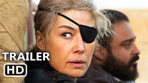 'a private war' is not perfect. A PRIVATE WAR Official Trailer (2018) Rosamund Pike, Drama Movie HD - YouTube
