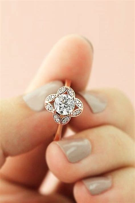 25 unique rings ideas on simple gold