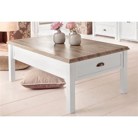 table basse rectangulaire 1 tiroir 3suisses