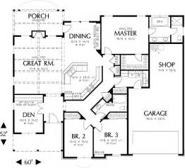 home plans one story single story homes on tile flooring 3 car