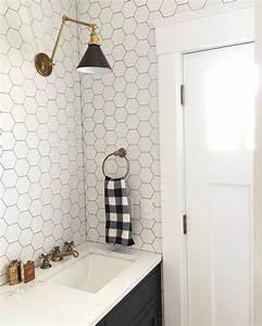 Carrelage Hexagonal Blanc : r sultat de recherche d 39 images pour carrelage hexagonal ~ Premium-room.com Idées de Décoration