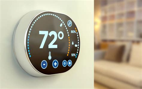 how smart thermostats can help protect your home travelers insurance