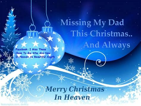 Missing Dad At Christmas.Free Printable Merry Christmas In Heaven Daddy Quotes