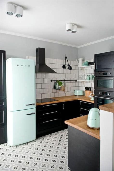 carreaux de ciment cuisine cuisine avec carreaux de ciment plan d duune cuisine avec