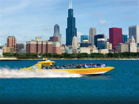 Speed Boat Rides In Chicago by The Best Chicago Attractions