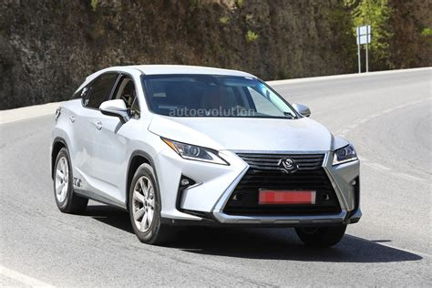 Lexus Rx Facelift 2019 by Seven Seat Rx Confirmed 2018 Lexus Rxl Coming To 2017 L A