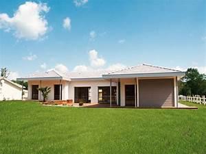 Idée Construction Maison : maison contemporaine en u ~ Premium-room.com Idées de Décoration