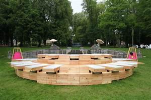 Le Bruit Du Frigo : bruit du frigo installs bathtub sculpture in chamarande paris ~ Nature-et-papiers.com Idées de Décoration
