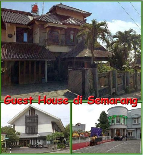 Daftar Lengkap Guest House (penginapan) Murah Meriah Ala