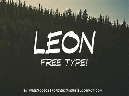 Leon Font Cool Type Marcelo Melo Reis