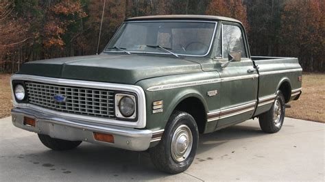 1972 Chevrolet Truck by Almost 1972 Chevrolet C10
