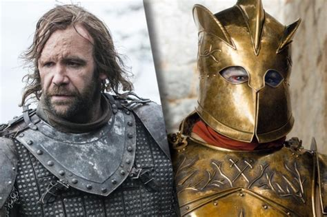 game  thrones actor hints  cleganebowl  happen