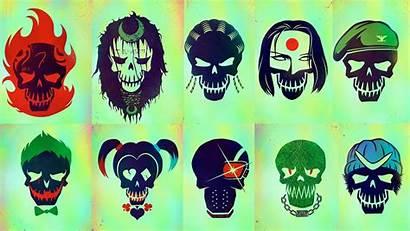 Squad Suicide Wallpapers Undertale Sucide Desktop Joker