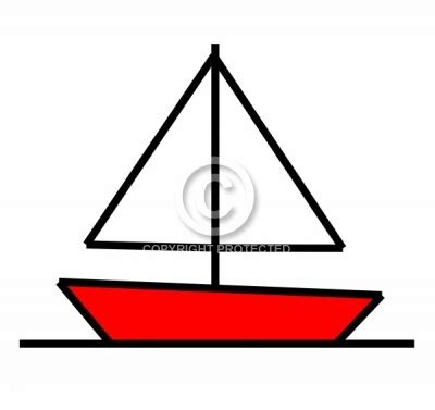 Simple Clipart Boat by Sailboat Drawing For Kids Clip Art Library