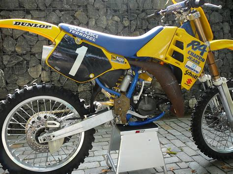 factory motocross bikes for sale why did factory teams use aluminum tanks back in the day