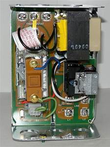 Honeywell L8148e1265 High Limit Aquastat Relay With 15 F