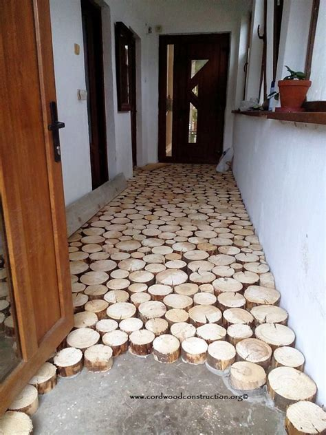 17 Best ideas about Cordwood Homes on Pinterest   Design