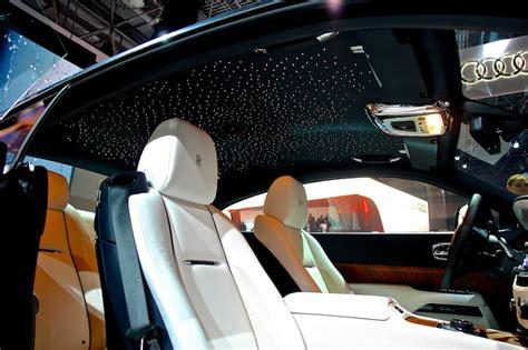 2014 Rolls-royce Wraith Coupe Nyias Interior