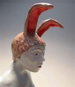 23 best images about Ceramic Figurative Sculpture on Pinterest