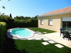 galerie jardin nature paysagiste toulouse 31 With amenagement de terrasse exterieur 11 terrasse piscine galets