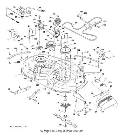 Poulan Ppa Parts Diagram For