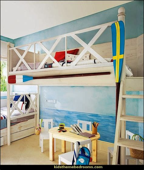 Decorating Ideas Nautical Theme by Decorating Theme Bedrooms Maries Manor Nautical Bedroom