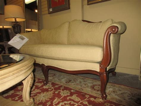 Ethan Allen Settee by Ethan Allen Evette Settee At The Missing