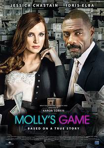Molly's Game | Now Showing | Book Tickets | VOX Cinemas UAE