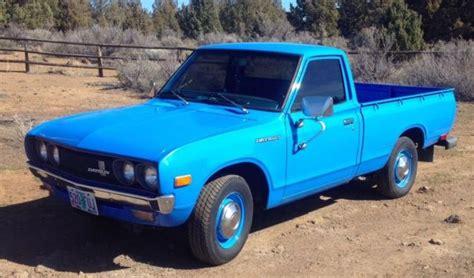 1976 Datsun Truck by Classic 1976 Datsun 620 Truck L20b Engine For Sale
