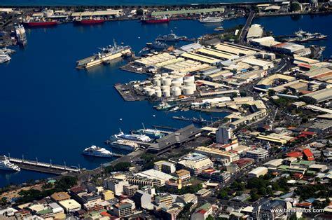 port autonome de georges puchon nomm 233 224 la t 234 te du port autonome de papeete