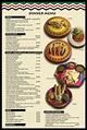 Fresco Mexican - Restaurant - Chester, NJ - Dinner Menu (back)
