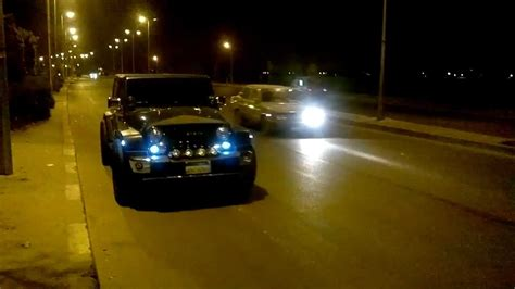 undercover police jeep jeep wrangler pov lights at night youtube