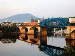 Tennessee River Chattanooga TN