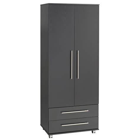 2 Door Wardrobe by Bobby 2 Door Wardrobe 2 Drawers Ideal Furniture