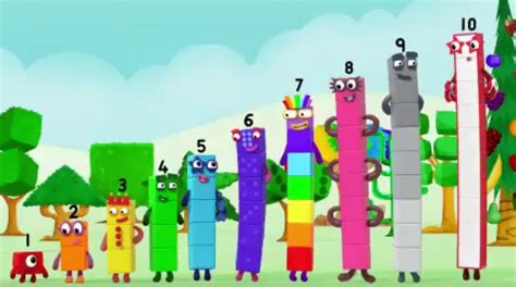 All-new Numberblocks, Coming May 1st!