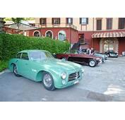 Pegaso At Villa D&180Este 2016  Collection Cars Since 1968