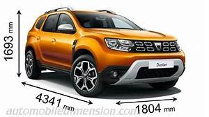 Dimension Duster 2018 : dacia duster 2018 dimensions boot space and interior ~ Medecine-chirurgie-esthetiques.com Avis de Voitures