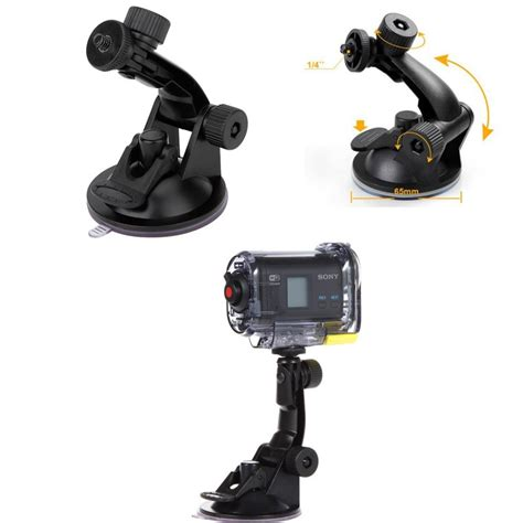 luxebell accessories bundle kit for sony action camera hdr as15 as20 as30v as50 as100v as200v
