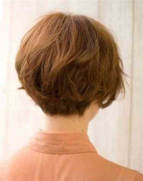 Front And Back Pictures Of Hairstyles by 30 Bob Corti Visti Da Dietro