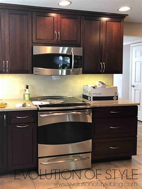 anew gray kitchen cabinets evolution  style