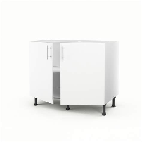 plan de travail cuisine 70 cm best meuble de cuisine bas blanc portes h x l x p cm