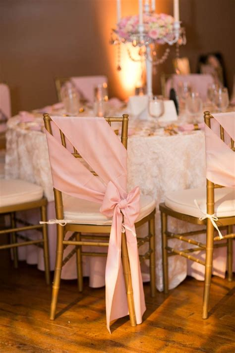 25 best ideas about chair bows on wedding