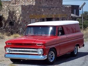 1966 Chevrolet C10 Panel Truck For Sale