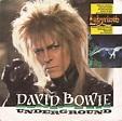 Album Underground de David Bowie sur CDandLP