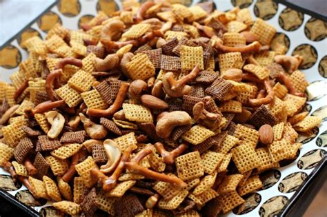 chex mix recipes easy appetizer ideas homemade chex party mix one hundred dollars a month