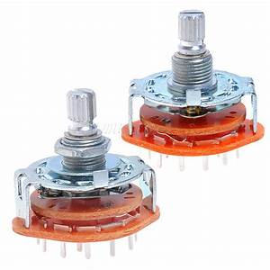 2  Rotary Switch Selector 2