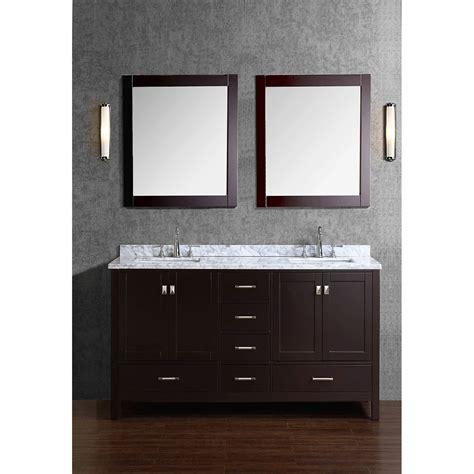 Espresso Bathroom Cabinet Bathroom Design Ideas